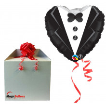 Wedding Tuxedo - folija balon u paketu