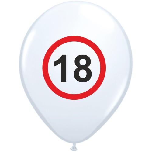 Baloni 18