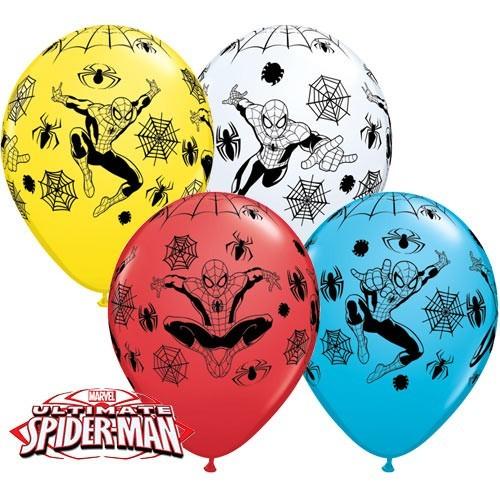 Balon Spider-Man