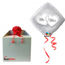 Mr & Mrs Entwined Hearts -...