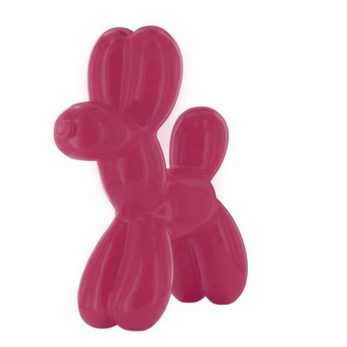 Figura pas - pink