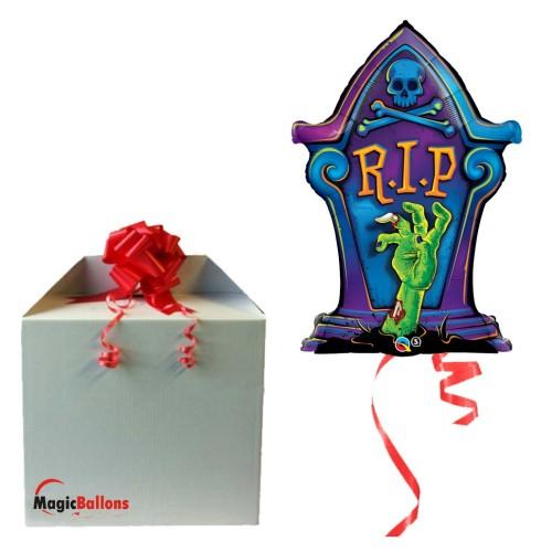 R.I.P. Tombstone - folija balon u paketu