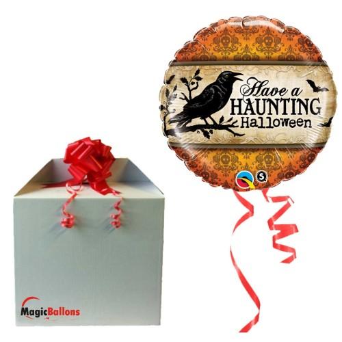 Have a Haunting Halloween - folija balon u paketu