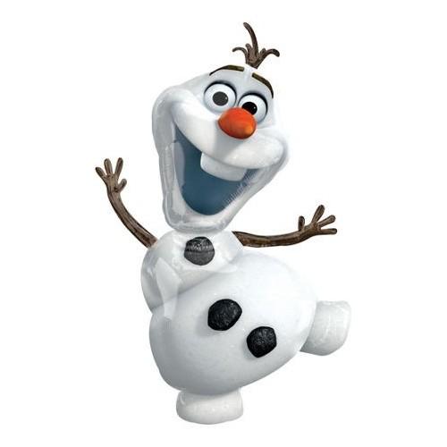 Frozen Olaf - folija balon...