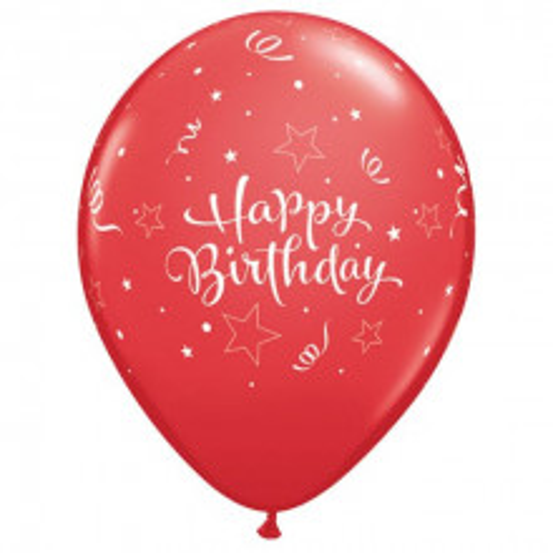 Balon Birthday Shining Star