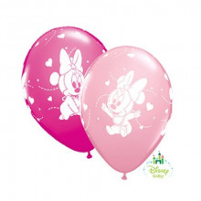 Balon Baby Minnie Hearts
