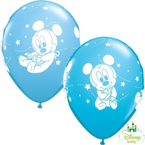 Balon Baby Mickey Stars