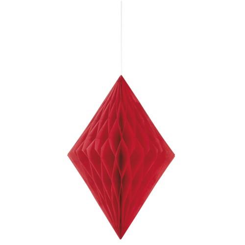 Diamantni ukras - crvena