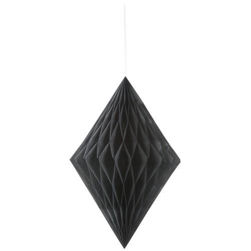 Diamantni ukras - crna