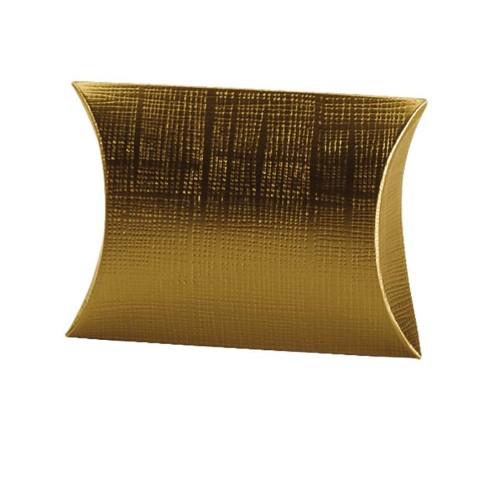 Poklon kutija -  zlata