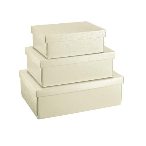 Poklon kutija - bijela