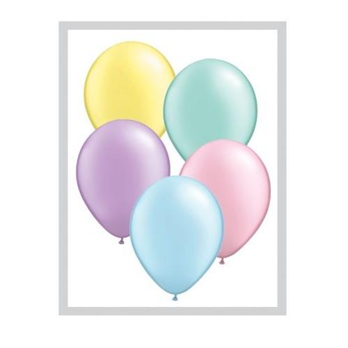 "Pastel Pearl Barve 28cm - 11"""