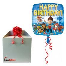 Paw Patrol Happy Birthday - folija balon u paketu