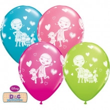 Balon Dn Doc Mcstuffings & Friends