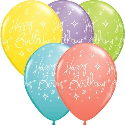 Balon Elegant Sparkles &...