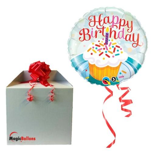 Birthday Cupcake &...