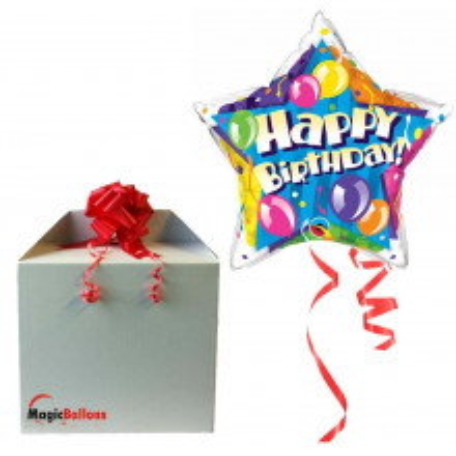 Birthday! Sparkling...