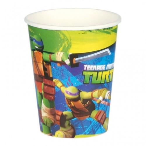 Ninja Turtles čaše