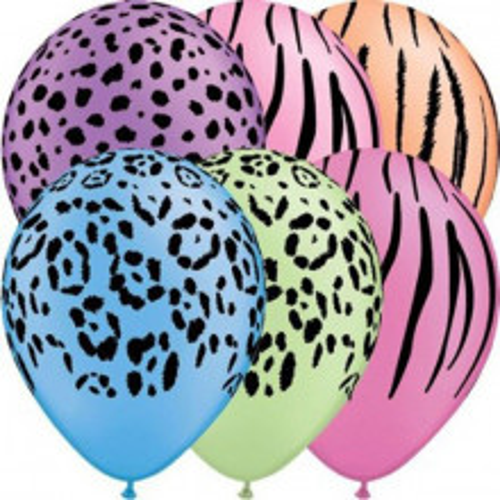 Balon Safari - neon