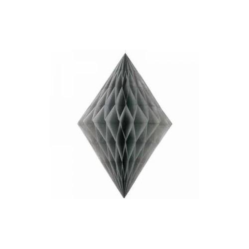 Diamantni ukras - srebrna