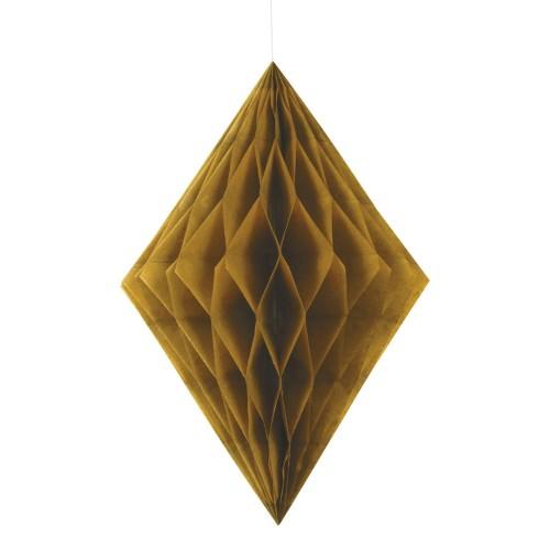 Diamantni ukras - zlatna