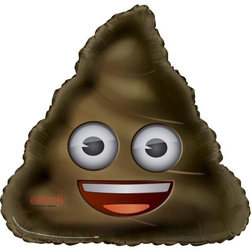 Poop Emoji  - folija balon