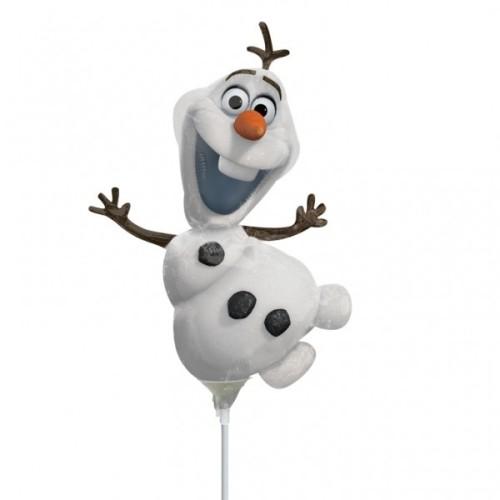 Olaf - folija balon na štapiću