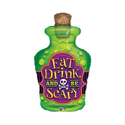 Eat Drink and be Scary - folija balon u paketu