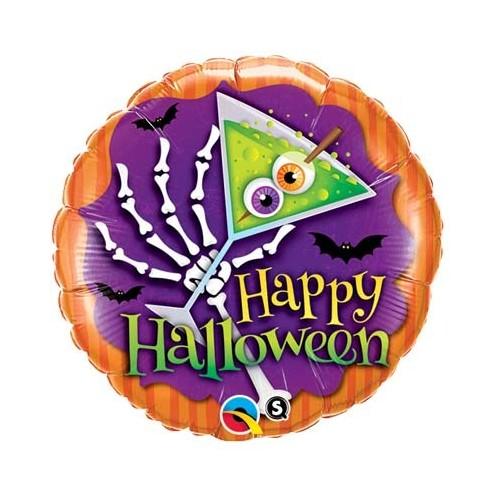 Halloween scary drink - folija balon u paketu