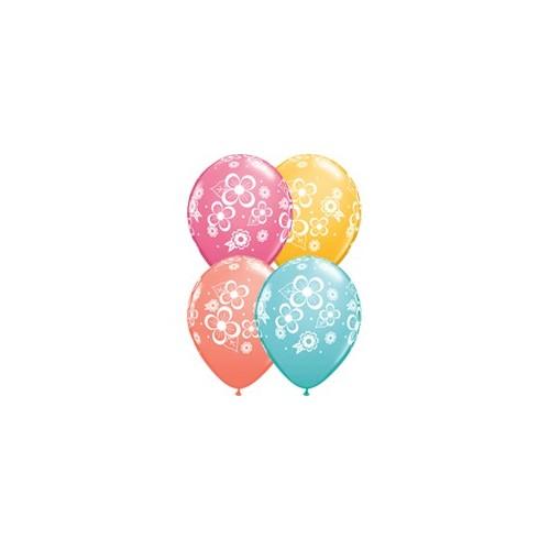 Balon Floral Blossoms