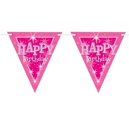 Happy Bday pink Sparkle...