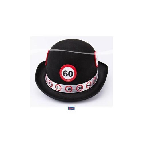Traffic sign 60 šešir