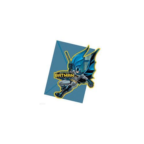 Batman pozivnice