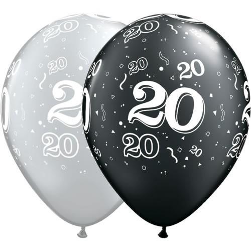 Balon tiskani 20
