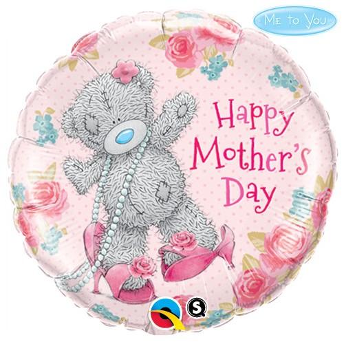 TattyTeddy Mother's day - folija balon