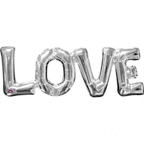 Mini folija balon - Love