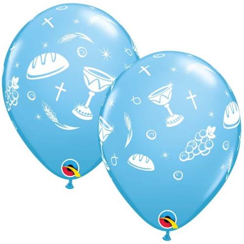 Balon Communion Elements - plava