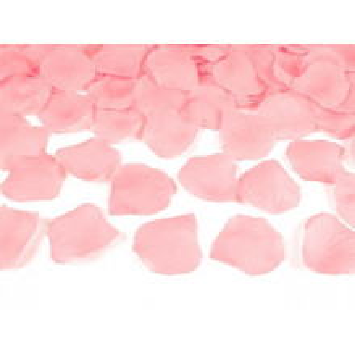 Listići ruža - baby pink