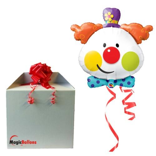 Cute Clown - folija balon u paketu