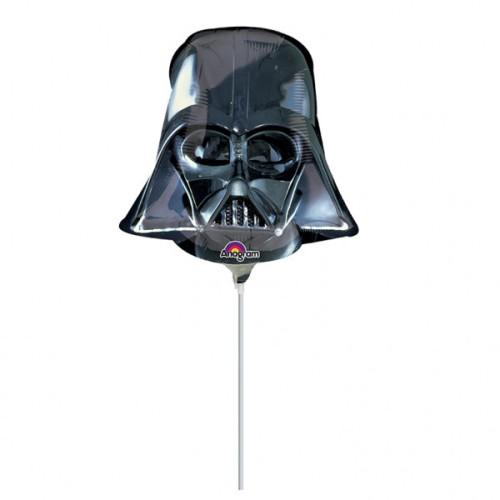 Darth Vader - folija balon na štapiću