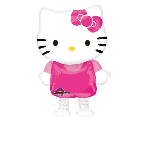 AirWalker Hello Kitty - folija balon u paketu