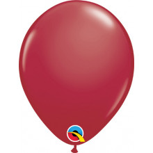 Baloni 28 cm - maroon
