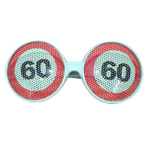 Prometni znak 60 naočala