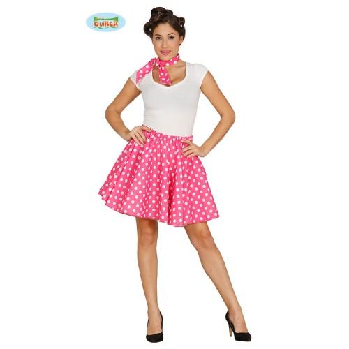 Pin up kostim - pink