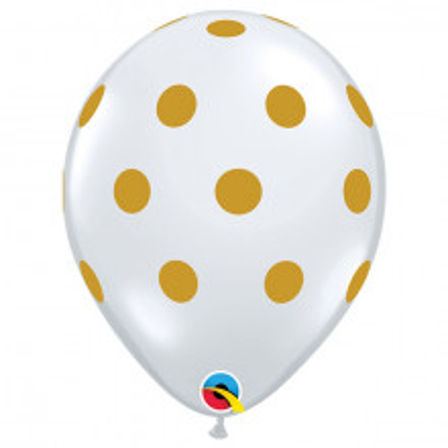 Balon big polka dots