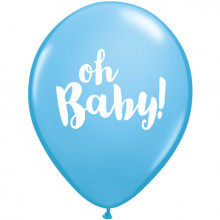 Balon - OH Baby! blue