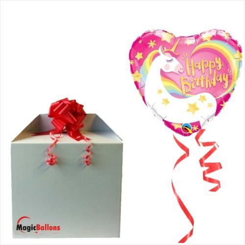 Bday magical unicorn - folija balon u paketu
