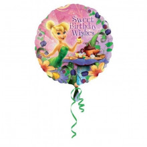 Tinkerbell Happy Birthday - folija balon