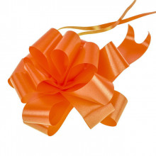 Narančaste mašne 5 cm