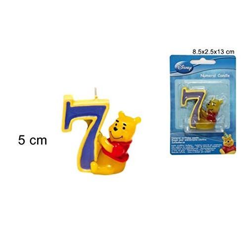 Winnie the Pooh svijeća 7